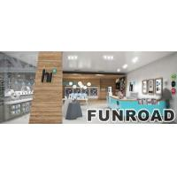 Buy cheap Electronics Display Products LED lighted mobile phone and accessory retail store designs product