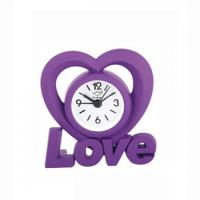 Buy cheap Valentine Promotional Gift Clock with Heart and Love AM0073 product