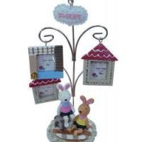 Buy cheap Polyresin Solar Lamp Poly Resin Photo Frame product