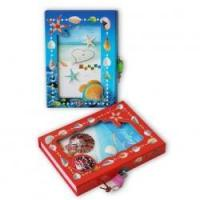 Buy cheap Polyresin Solar Lamp Notebook product