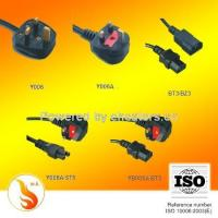 Buy cheap UK- BS Power Cords product
