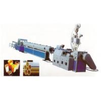 Buy cheap Quincunx Multi-Hole Casing PE/PVC Pipe Production Line product