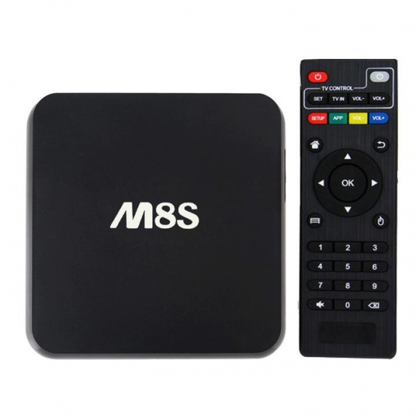 m8s s812 android tv box