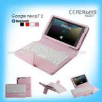 Buy cheap High Ending Detachable Wireless Bluetooth Keyboard for Google Nexus 7 2 product