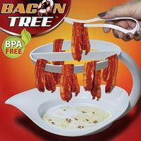 Buy cheap Kitchen M-1041 Bacon Tree Microwave Bacon Tray from wholesalers