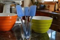 Buy cheap Kitchen M-1046 easy flex 3-piece silicone spatula set from wholesalers
