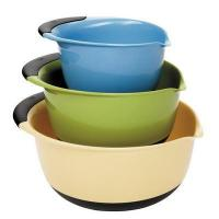 Buy cheap M-0971 OXO Good Grips 3-Piece Mixing Bowl Set from wholesalers