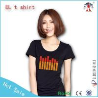 Alibaba Express wholesale lighting t shirt music t shirt with more than 2000 designs