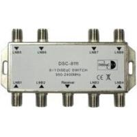 Buy cheap 950-2400MHz Min model 8 in 1 Diseqc switch Controll for Switch or receiver product