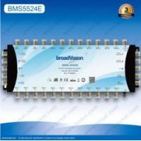 Buy cheap Factory supply dish internet satellite tv cascadable multiswitch 5 in 24 out product