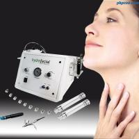 China 3 in 1 diamond peeling oxygen hydra facial machine on sale