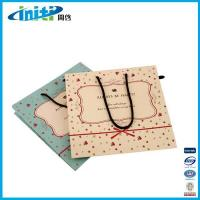 Custom paper bag and shopping bag