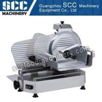 China Meat processing machine fresh meat slicer electric meat slicer machine slicer meat bone SCC-250V10 on sale