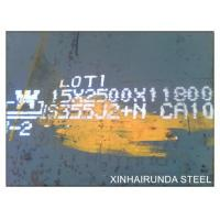 Buy cheap Carbon Steel S355JR / S355J2 / S355JO product