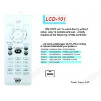 Buy cheap LCD RM-D622 TV/DVB/SAT/DVD Universal remote control from wholesalers