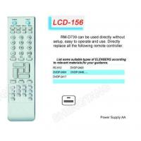 Buy cheap LCD RM-D739 TV/DVB/SAT/DVD Universal remote control from wholesalers