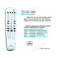 Buy cheap LCD RM-d733 TV/DVB/SAT/DVD Universal remote control from wholesalers