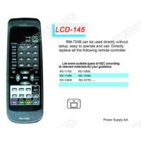 Buy cheap LCD RM-700B Universal remote control Sony/Panasonic from wholesalers