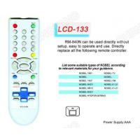Buy cheap LCD RM-840N TV/DVB/SAT/DVD Universal remote control from wholesalers