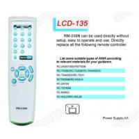 Buy cheap LCD RM-0138N Universal remote control Sony/Panasonic from wholesalers