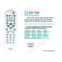 Buy cheap LCD RM-120C Universal remote control Sony/Panasonic from wholesalers