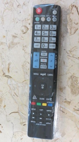 Quality iran remote control for lg/samsung ak872914020 for sale