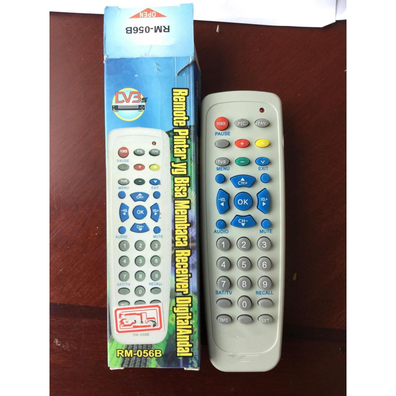 Buy cheap DVB-S remote control RM-056B product