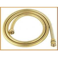 Bathroom flexible gold shower hose