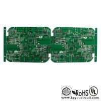 Quickturn PCB Mobile Phone PCB Board with HASL Surface Finish