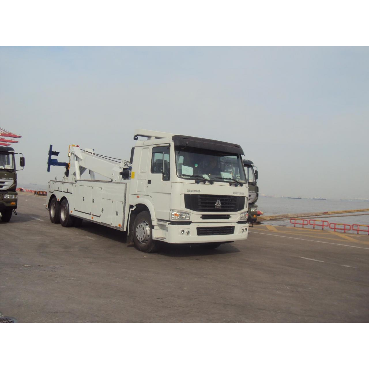 Buy cheap ENVIROMENTAL AND SANITARY SERIES WRECKER TRUCK from wholesalers