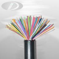 Buy cheap communication cable HYA solid insulated non-filled communication cable product