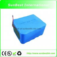 Buy cheap LiFePO4 26650 12Ah 16V Rechargeable Battery Pack product