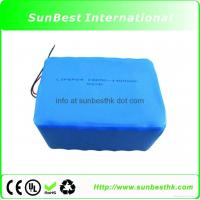 Buy cheap LiFePO4 18650 9.8Ah 16V Rechargeable Battery Pack product
