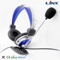 Buy cheap 5.1-channel Surround USB Headphone with Wire Controller LX-USB02 product