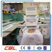 Model:CBL single head 12 needles cap embroidery machine