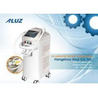 Buy cheap White SSR Body Hair Removal Machine Water Air Semiconductor Cooling from wholesalers