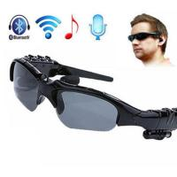 Buy cheap Btglasses Wireless Bluetooth SunGlasses Headset Headphones from wholesalers