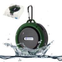 Buy cheap C6 Suction Cup Wireless Bluetooth Waterproof Speaker Mini from wholesalers