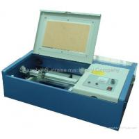 Buy cheap rubber stamp making machine mini laser machine product