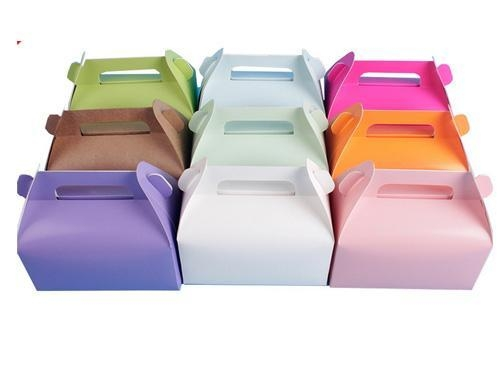 China Cake shop packaging cakebox cake box-Cake shop packaging