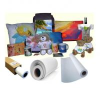 Buy cheap Waterproof Sticky Back Sublimation Heat Transfer Paper For Larger Format Printer 100m/Roll(FA S100) from wholesalers