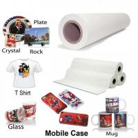 Buy cheap Digital Dye Sublimation Paper 120gsm Heat Transfer Paper Wholesale(FA 120) from wholesalers