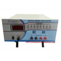 Cheap Digital Micro Ohm Meter wholesale