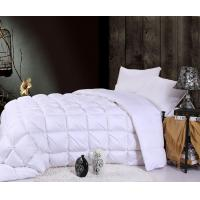 Buy cheap Tianling Textile | White goose down and feather sized quilt comforter product