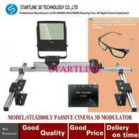 Buy cheap 3D Modulator for Polarized Cinema Which Used Imported Polarized Filter product