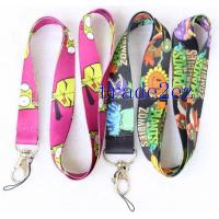Buy cheap 2016622113912Plants vs. Zombies Game Pattern Lanyard product
