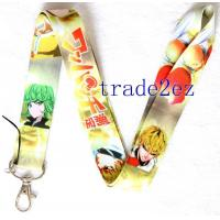 Buy cheap 2016622112946ONE PUNCH-MAN Anime Lanyard Yellow product