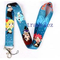 Buy cheap 2016622112712FAIRY TAIL Anime Lanyard Blue product