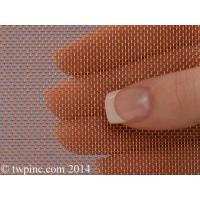 "Buy cheap 22 Mesh Copper .015 36"" Wide product"