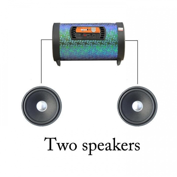 China Cheap 5 Inches Remote Control Bluetooth Car Subwoofer for Sale